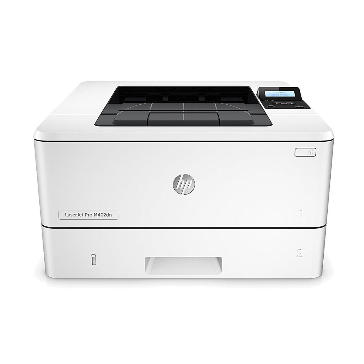 HP LaserJet Pro M402dn Printer (Duplex & Network)